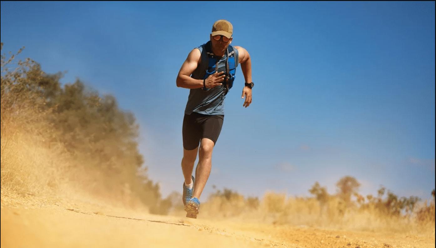 """Tập thể dục ngoài trời để giảm bớt những suy nghĩ về """"chuyện ấy"""""""