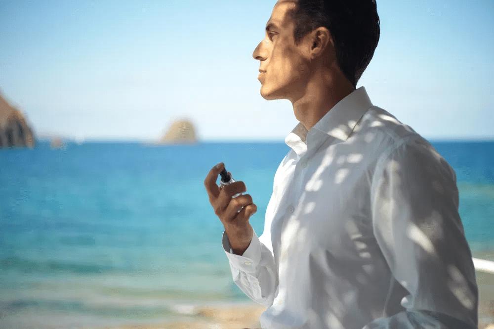 lựa chọn mùi hương nước hoa cho nam giới