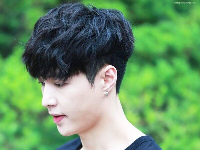 Kiểu tóc layer được nhiều sao Hàn ưa chuộng