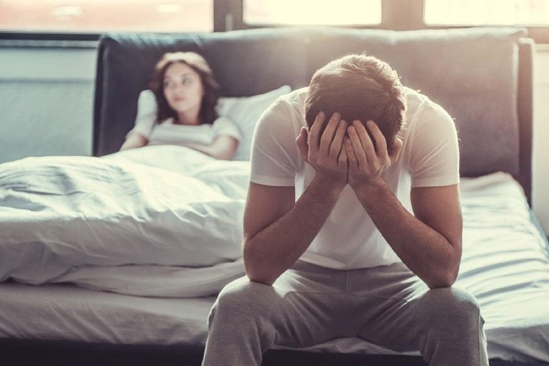 Tình trạng rối loạn cương dương khiến nhiều quý ông đau đầu
