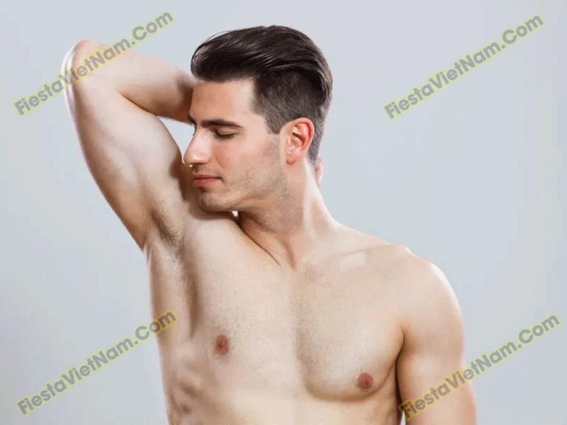 Mùi cơ thể nam giới nguyên nhân có thể do yếu tố di truyền