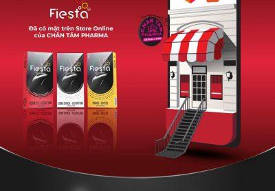 Fiesta mua hàng online